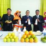 Lanzan Proyecto de Mejoramiento Agrario  de Cadenas Productivas de Café-Cacao, Cítricos, Cuyes y Vacunos de Leche en Junín