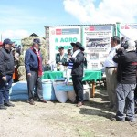 Agricultura Rehabilitará 180 Cobertizos y Ampliará Cobertura del Seguro Agrario a Regiones más Pobres