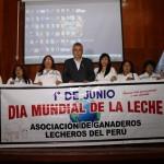 AGALEP Celebra el día Internacional de la Leche en Perú