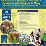 Conferencia Magistral sobre Aplicación de la Genómica y Biotecnología Reproductiva