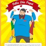 Biomont Envia un Saludo Especial por el día del Padre