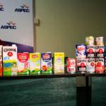"""Aspec Encuentra Sustancias Cancerígenas """"Carragenina"""" en Productos Lácteos"""