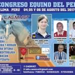 I Congreso Equino del Perú