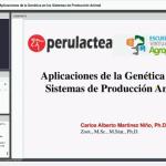 Videoclase: Aplicaciones de la Genética en los Sistemas de Producción Animal