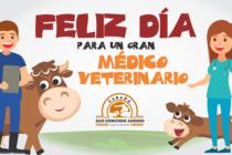 San Edmundo Andino: ¡Feliz día Para Todos Nuestros Amigos Médicos Veterinarios!