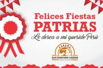 San Edmundo Andino: Orgulloso de ser Peruano