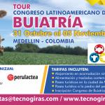 Tour Colombia 2017: XVIII Congreso Latinoamericano de Buiatría