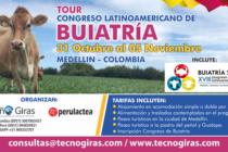 Tour Colombia 2017: XVIII Congreso Latinoamericano de Buiatría 🗓