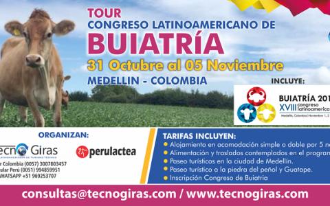 Afiche Tour Buiatria