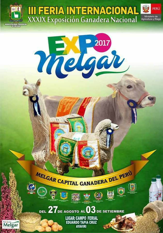 FERIA EXPO MELGAR 2017