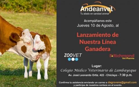 Invitacion AGROVENS_andeanvet