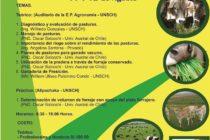 I Curso Internacional en Manejo de Pasturas y Forrajes 2017