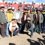 Alpacas más Finas del Mundo Obtuvieron Récord Guinness en Puno