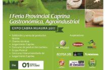 Expo Cabra Huaura 2017: I Feria Provincial Caprina, Gastrónomica y Agroindustrial 🗓