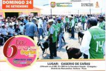 VI Expoferia Caprina Cañas – Marcavelica 2017 🗓