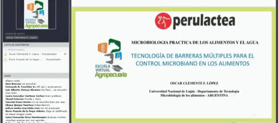 Videoclase: Controlando Microorganismos en Alimentos