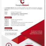 Quinta Conferencia de la Fundación Biomont - Huancayo 2017