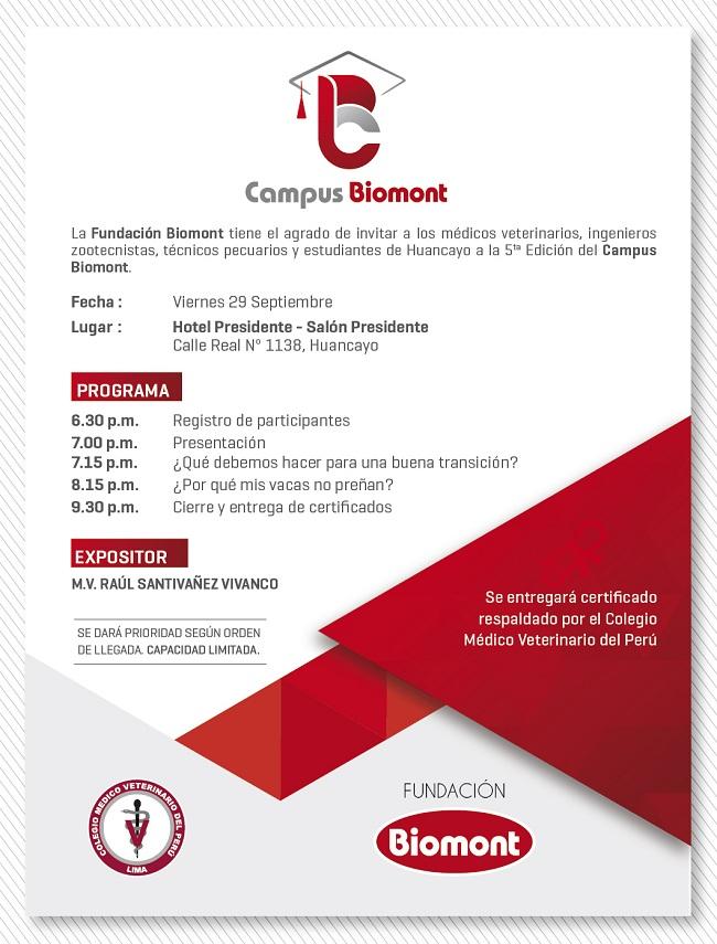 Para web Huancayo-biomont