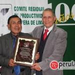 Homenaje al Ingeniero Agustín Pallet en la Premiación de Productividad Lechera 2017