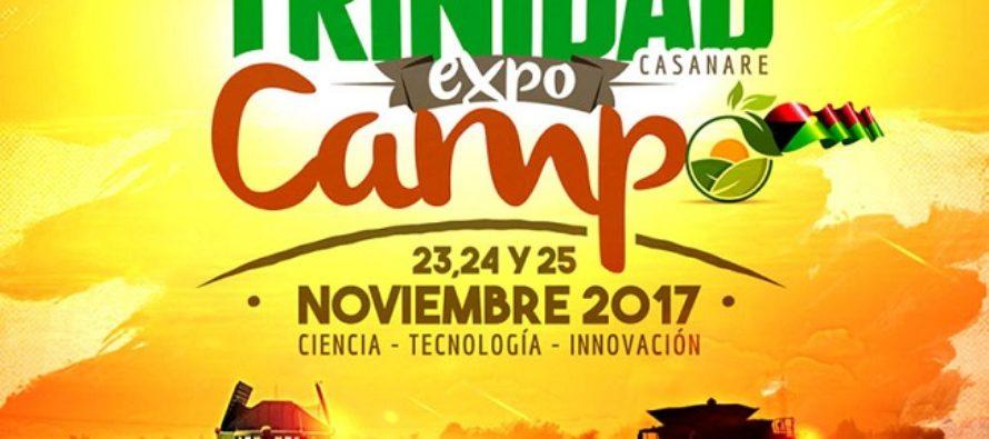 1era Feria Agroindustrial: Trinidad Expocampo – Colombia 2017