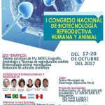 I Congreso Nacional de Biotecnología Reproductiva Humana y Animal - Ayacucho 2017