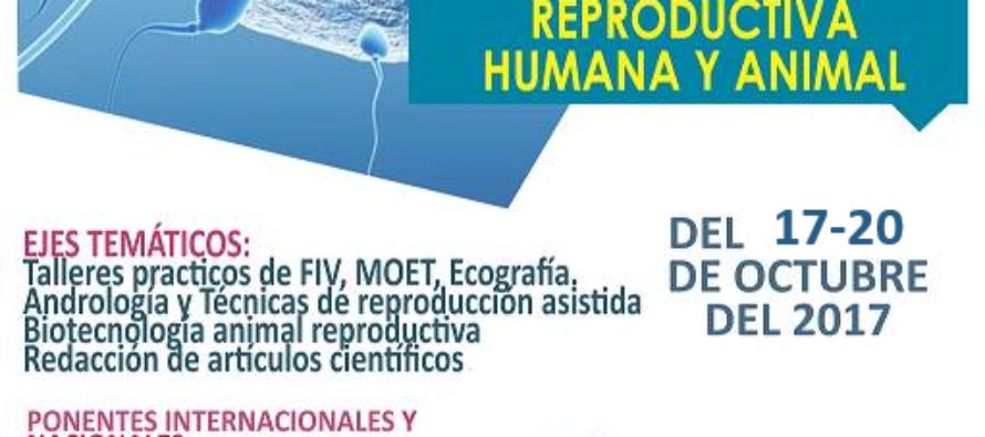 I Congreso Nacional de Biotecnología Reproductiva Humana y Animal – Ayacucho 2017