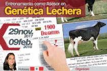 Curso On Line: Entrenamiento como Asesor en Genética Lechera 🗓