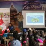 Áncash: Inician Módulos Formativos Sobre Manejo Sostenible de Pastos y Gestión de Negocios Rurales