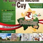 IV Congreso Nacional del Cuy – Perú 2017