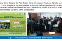 Tesis de Grados Universitaria: Taller Holístico para Proyectos de Tesis