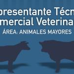 Empresa Requiere Representante Técnico Comercial Veterinario en Animales Mayores