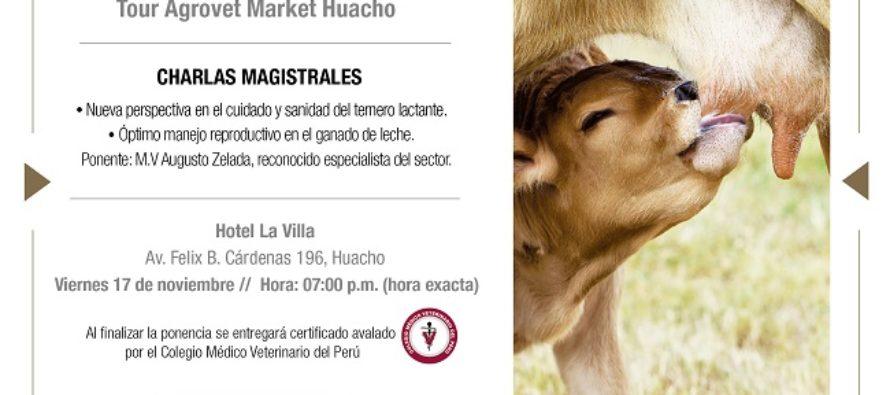 Tour Agrovet Market: Huacho 2017