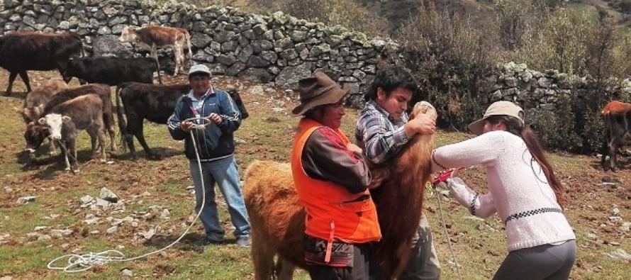 FORMAGRO Brinda Capacitación a Estudiantes de Lima  en la Ciudad de Ancash