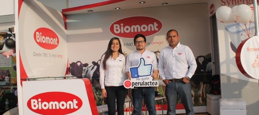 Biomont y su Gran Paso por VI Feria Nacional de Ganado Lechero de las Razas Holstein y Brown Swiss 2017