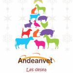Andeanvet: Les desea una Feliz Navidad y Próspero Año Nuevo