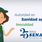 SENASA y sus 25 años de Vida Institucional