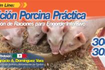 Curso On Line: Nutrición Porcina Práctica – Elaboración de Raciones para Engorde Intensivo