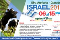 Gira Agrícola – Ganadera en Israel 2018