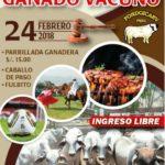 FONDGICARV: Remate de Ganado Vacuno 2018