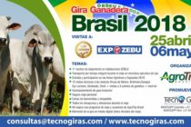 Gira Ganadera a Brasil – Agrishow y Expozebú 2018 🗓 🗺