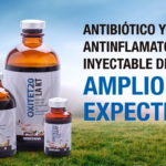 OXITET® 20 LA KT  #Antibiótico y #Antiflamatorio Intectable de AMPLIO EXPECTRO