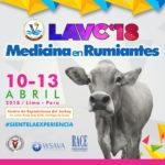 LAVC'18: Medicina en Rumiantes