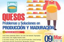 EN VIVO: Problemas y Soluciones en Producción y Maduración de Quesos