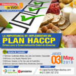 EN VIVO: La Importancia de Implementar un Plan HACCP - Acceso Gratuito