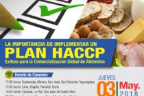 EN VIVO: La Importancia de Implementar un Plan HACCP – Acceso Gratuito
