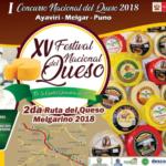 """I Concurso Nacional del Queso – """"XV Festival Nacional del Queso en la Capital Ganadera del Perú – y II Ruta del Queso Melgarino 2018"""""""