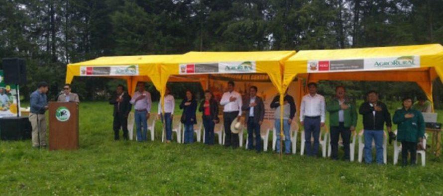 Cajamarca: Se Inicia Construcción de Laboratorio Genético para Mejorar la Producción Lechera