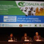 Se Realizó Seminario Internacional Sobre Erradicación de la Fiebre Aftosa en Bolivia