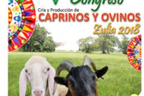 V Congreso Nacional para la Cría y Producción de Caprinos y Ovinos Zulia 2018 🗓 🗺