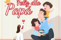 BIOMONT saluda a todos los papás por su día